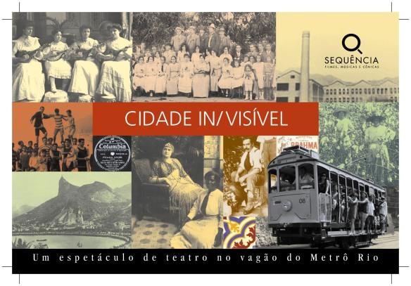 Postal - design gráfico Rogerio Cavalcanti