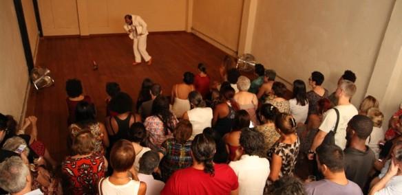 sala de teatro/danca