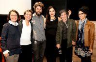 Eveline Costa, Fernando Alves Pinto, Letícia Sabatella e