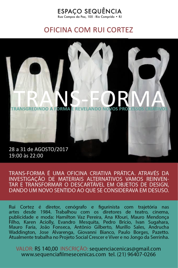 FLAYER TRANS-FORMA